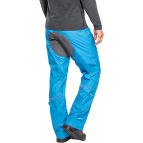 VAUDE Drop II Pantalones Hombre, radiate blue